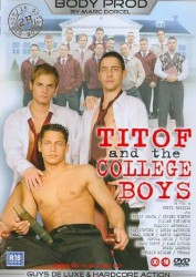 Titof and the College Boys - Body Prod DVD