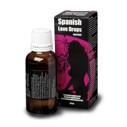 Spanish Love Drops Secret Hiszpańska Mucha 30 ml