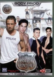 Police Frontieres - Body Prod DVD