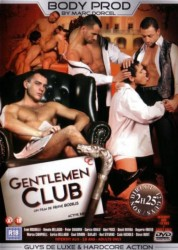 Gentlemen Club - Body Prod DVD