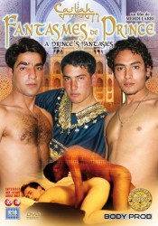 Fantasmes de Prince Body Prood DVD